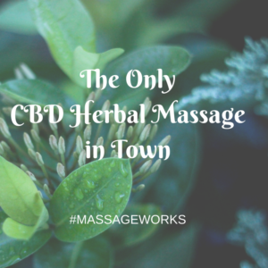 CBD Massage Available